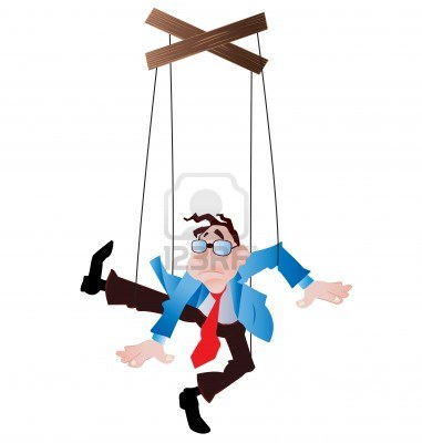 puppetonstring