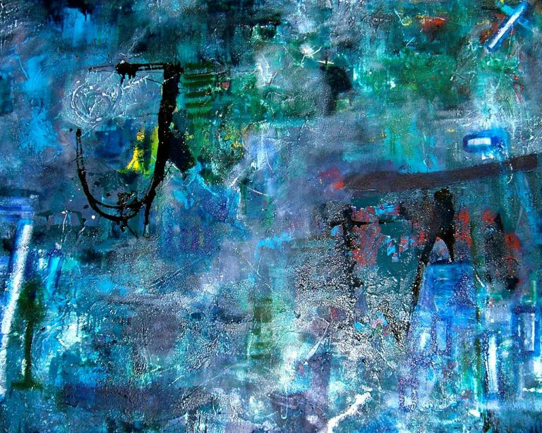 Blue-Abstract-painting-by-Simon-Brushfield1